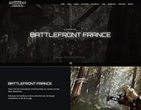 Star Wars Battlefront France