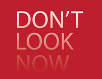 Don't Look Now - Book Cover