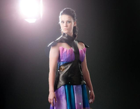 AURORA'S ARMOR -- Senior Fashion Design Collection