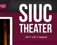 SIUC Theater Kiosk