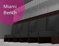 Miami Bench