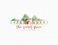 The Secret Grove - Brand & Signage