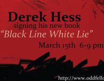 derek hess promotional book signing