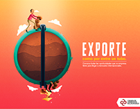 Exporte como por entre un tubo - Cámara de comercio