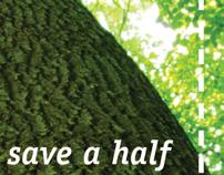 Save a half