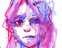 Watercolor Portrait