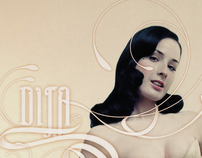 Dita Vs LaChapelle //// 2012