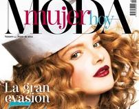 THE COVER MUJER HOY MODA Nº4