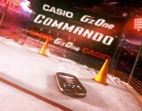 Casio Commando
