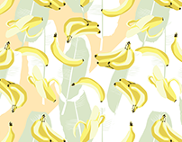 Fruit Patterns for Kikkerland Design, Inc.