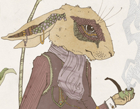 Gentleman Hare