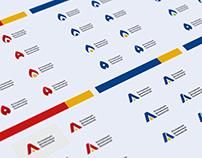 AFT logo process