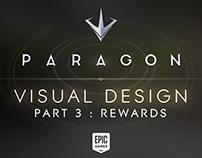 Paragon: UI/UX Design : Rewards