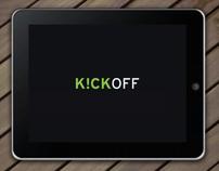 Kick Off Application