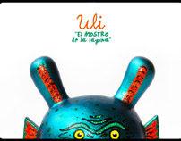 Uli, el MOSTRO de la laguna