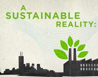 """""""A Sustainable Reality"""" Title"""