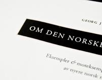 Classic typography