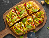 Pizza Hut Handcrafted Pizzas