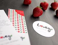 Loveg bistrò - branding