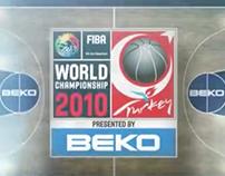 Films - Beko FIBA World Championsship 2010