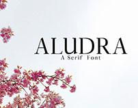 Free Aludra Serif