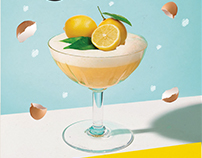 Cocktail Poster Series