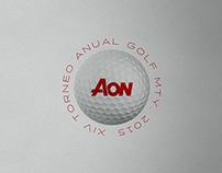 TORNEO ANUAL GOLF AON 2015
