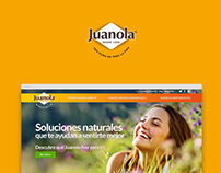 Juanola / Website