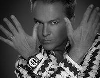 TV Presenter Alfons Haider