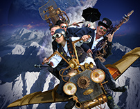 Flight! (Steampunk)