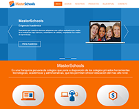 MasterSchools - Website