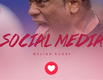SOCIAL MEDIA - Melina Rugby