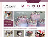 Delectable Website Design