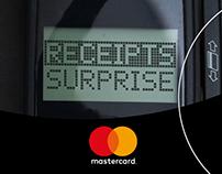 Mastercard Receipts Surprise