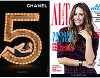 Magazine Design| Print#News Media# Electronic