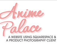 The Anime Palace Website