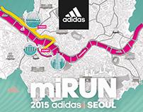 2015 adidas miRUN SEOUL