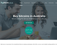 Buybitcoin.com.au website