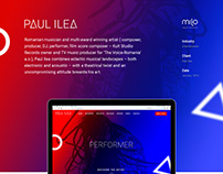 Paul Ilea - Film Score Composer, Producer, DJ, Perfomer