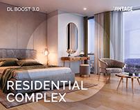 Residential complex design concept