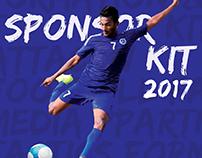 New Radiant Sports Club - Sponsor kit 2017