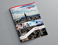 FREEBIE! InDesign Brochure Template 01