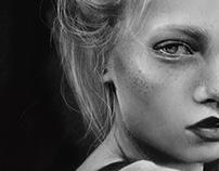 Sweet girl | portrait