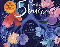 Bookcover - Five feet apart