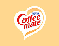 COFFEE-MATE Whitevolution Campaign 2016 Toolkit Design