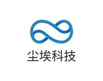 尘埃科技logo设计