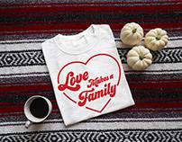 Adoption Month T-Shirt