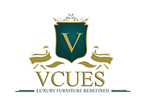 Vcues Logo Design