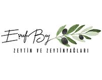 Logo Design for Olive & Olive Oil Brand