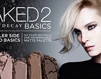 Urban Decay // Naked 2 Basics